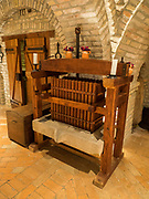 Antique Wine Press