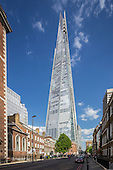 Shard London by Renzo Piano