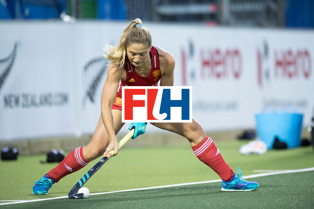 AUCKLAND - Sentinel Hockey World League final women<br /> Match id 10298<br /> 08 Argentina v England 1-0<br /> Foto: Suzy Petty <br /> WORLDSPORTPICS COPYRIGHT FRANK UIJLENBROEK