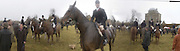 Opening meet of the Beaufort Hunt. Worcester Lodge. 2 November 2002. © Copyright Photograph by Dafydd Jones 66 Stockwell Park Rd. London SW9 0DA Tel 020 7733 0108 www.dafjones.com