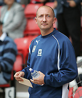 Photo: Lee Earle.<br /> Southampton v Plymouth Argyle. Coca Cola Championship. 16/09/2006. Plymouth manager Ian Holloway.