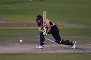 Maia Bouchier of Southern Vipers batting during the Women's Cricket Super League match between Southern Vipers and Lancashire Thunder at the 1st Central County Ground, Hove, United Kingdom on 15 August 2019.