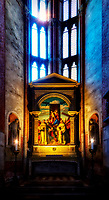 """Madonna and Child with Saints - Chapel of the Franciscan Saints - Basilica dei Frari Venice""...<br />