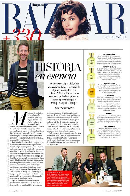 Harpers Bazaar Mexico - Arquiste