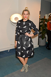 ASHLEY ROBERTS at a private screening of Eating Happiness in association with the World Dog Alliance held at Mondrian London, 20 Upper Ground, London on 25th January 2016.