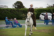 ANGIE COLLISHAW, Bexhill Horse show. Polegrove, Bexhill on Sea. 29 May 2016