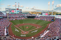 All Star Game in Cincinnati, Ohio at the Great American Ball Park