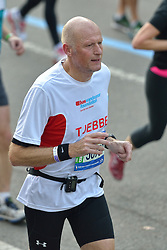 01-11-2015 USA: NYC Marathon We Run 2 Change Diabetes day 4, New York<br /> De dag van de marathon, 42 km en 195 meter door de straten van Staten Island, Brooklyn, Queens, The Bronx en Manhattan / Tjebbe