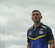 Kevin Sinfield (Director of Rugby) of Leeds Rhinos during the Super 8s Qualifiers match at Trailfinders Sports Club, Ealing<br /> Picture by Stephen Gaunt/Focus Images Ltd +447904 833202<br /> 19/08/2018