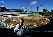 Premier Steve Bracks at the MCG where work is going ahead in preparation for the Commonweatlth games  Pic By Craig Sillitoe SPECIAL 000 melbourne photographers, commercial photographers, industrial photographers, corporate photographer, architectural photographers, This photograph can be used for non commercial uses with attribution. Credit: Craig Sillitoe Photography / http://www.csillitoe.com<br /> <br /> It is protected under the Creative Commons Attribution-NonCommercial-ShareAlike 4.0 International License. To view a copy of this license, visit http://creativecommons.org/licenses/by-nc-sa/4.0/. This photograph can be used for non commercial uses with attribution. Credit: Craig Sillitoe Photography / http://www.csillitoe.com<br /> <br /> It is protected under the Creative Commons Attribution-NonCommercial-ShareAlike 4.0 International License. To view a copy of this license, visit http://creativecommons.org/licenses/by-nc-sa/4.0/. This photograph can be used for non commercial uses with attribution. Credit: Craig Sillitoe Photography / http://www.csillitoe.com<br /> <br /> It is protected under the Creative Commons Attribution-NonCommercial-ShareAlike 4.0 International License. To view a copy of this license, visit http://creativecommons.org/licenses/by-nc-sa/4.0/.