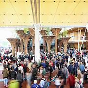 coda per il Padiglione Vietnam Expo 2015  Milano, 17/10/2015.