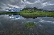 Djúpivogur. Landscape in East-Iceland