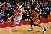 Matteo Tambone<br /> Openjobmetis Varese - Carpegna Prosciutto Basket Pesaro<br /> Basket Serie A LBA 2019/2020<br /> Varese 15 December 2019<br /> Foto Mattia Ozbot / Ciamillo-Castoria