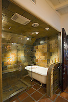 Luxury interior design bathroom