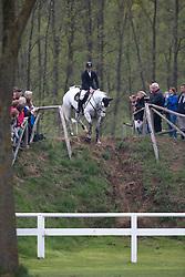 Pals Johnny, (NED), Urjul van Generhese<br /> Derby of Flanders - Memorial Nick Motmans presented by Henders & Hazel<br /> Longines Spring Classic of Flanders - Lummen 2015<br /> © Hippo Foto - Dirk Caremans<br /> 02/05/15