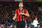 Simon Francis (2) of AFC Bournemouth during the Premier League match between Bournemouth and Liverpool at the Vitality Stadium, Bournemouth, England on 7 December 2019.