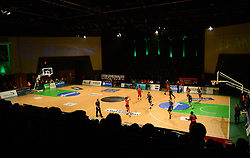 General view as play goes on inside the Pavilions  - Photo mandatory by-line: Alex James/JMP - 25/02/2018 - BASKETBALL - Plymouth Pavilions - Plymouth, England - Plymouth Raiders v Bristol Flyers - British Basketball League