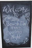 2016 - Dayton Jewish Film Festival Opening Night at the Plaza Theatre