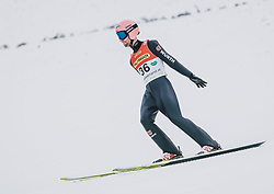 16.02.2020, Kulm, Bad Mitterndorf, AUT, FIS Ski Flug Weltcup, Kulm, Herren, im Bild Pius Paschke (GER) // Pius Paschke of Germany during the men's FIS Ski Flying World Cup at the Kulm in Bad Mitterndorf, Austria on 2020/02/16. EXPA Pictures © 2020, PhotoCredit: EXPA/ JFK