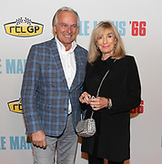 2019. November 13. Pathe ArenA, the Netherlands. Michael Bleekemolen at the dutch premiere of Le Mans 66.