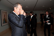 MARIO TESTINO, Mario Testino exhibition.  Hosted by Vanity Fair Spain and Lancome. Thyssen-Bornemisza Museum (Paseo del Prado 8, Madrid.20 September 2010.  -DO NOT ARCHIVE-© Copyright Photograph by Dafydd Jones. 248 Clapham Rd. London SW9 0PZ. Tel 0207 820 0771. www.dafjones.com.