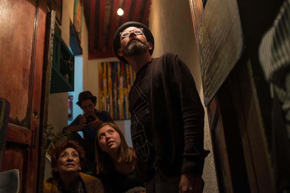 Local Artist. City of Guanajuato, Mexico.