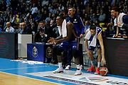 Stone Tyler<br /> Acqua San Bernardo Cantu - Happy Casa Brindisi<br /> LBA Lega Basket Serie A - 2019/2020<br /> Desio, 12/01/2020<br /> Foto Silvia Fassi / Ciamillo