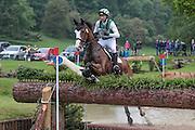 BRADELEY LAW ridden by Michael Owen at Bramham International Horse Trials 2016 at  at Bramham Park, Bramham, United Kingdom on 11 June 2016. Photo by Mark P Doherty.