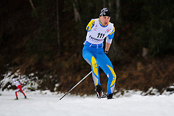 SYTNYK Vitalii, UKR at the 2014 IPC Nordic Skiing World Cup Finals - Long Distance