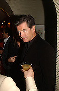 Pierce Brosman. charles Finch and Chanel 6th Anniversary Pre-Bafta party to celebratew A Great Year of Film and Fashion Beyond the Red Carpet at Annabel's. Berkeley Sq. London W1. 18 February 2006. ONE TIME USE ONLY - DO NOT ARCHIVE  © Copyright Photograph by Dafydd Jones 66 Stockwell Park Rd. London SW9 0DA Tel 020 7733 0108 www.dafjones.com