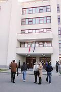Foto di Donato Fasano Photoagency, nella foto : Bari esterno dell Procura di Bari