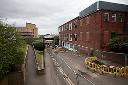 UK ENGLAND WALLSEND 24APR15 - View Station Road, former Gerald Street in Wallsend, birthplace of famous musician Sting.<br /> <br /> jre/Photo by Jiri Rezac<br /> <br /> &copy; Jiri Rezac 2015