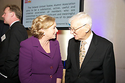 Lensmen Photographic Agency in Dublin, Ireland.<br /> Official Launch of the Ireland United States Alumni Association...Friday, 25 March 2011...The Wintergarden, National Gallery of Ireland.