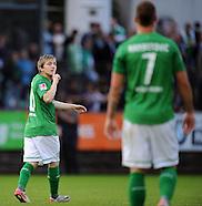 Fussball Bundesliga 2011/12: Testspiel SV Werder Bremen - Olympiakos Piraeus