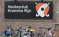 BUNNIK - HOCKEY - Hockeyclub Kromme Rijn, een jonge club. Het officiële clubtenue. COPYRIGHT KOEN SUYK