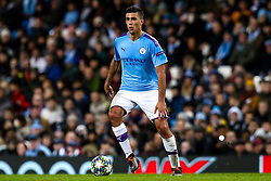 Rodri of Manchester City - Mandatory by-line: Robbie Stephenson/JMP - 26/11/2019 - FOOTBALL - Etihad Stadium - Manchester, England - Manchester City v Shakhtar Donetsk - UEFA Champions League Group Stage