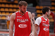 Melli Nicolò<br /> Nazionale Senior maschile<br /> Allenamento<br /> World Qualifying Round 2019<br /> Bologna 12/09/2018<br /> Foto  Ciamillo-Castoria / Giuliociamillo
