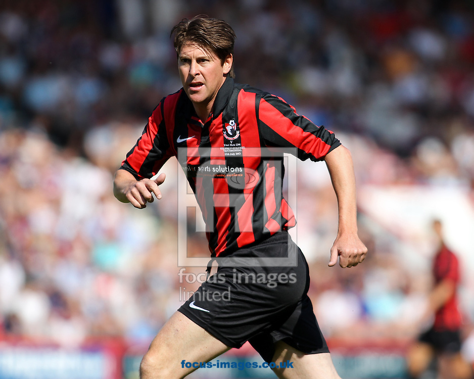 Picture by Tom Smith/Focus Images Ltd 07545141164<br /> 13/07/2013<br /> Darren Anderton of Bournemouth during the Stephen Purches testimonial pre season friendly match at the Seward Stadium, Bournemouth.