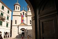 St Nicholas Church Orthodox Church in Kotor, Montenegro
