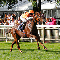Hors De Combat and Freddie Tylicki winning the 5.25 race