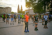 Skatenight in Ludwigshafen