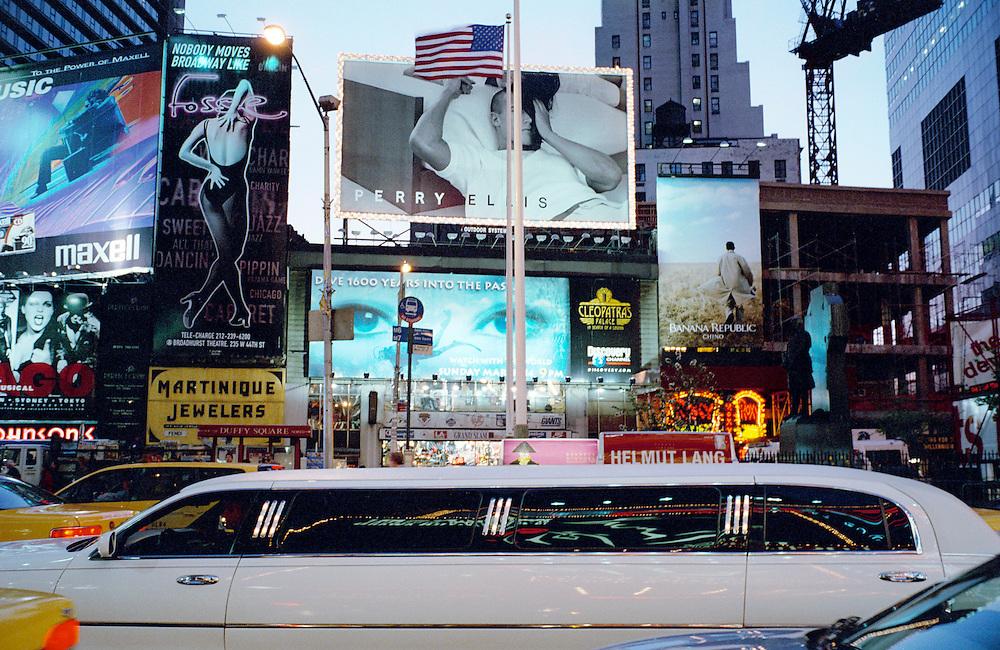 New York, USA. 2000