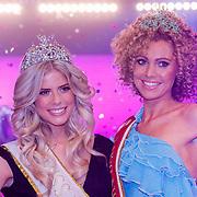 NLD/Bunnik/20121210 - Finale Miss Nederland 2013, Miss Noord Brabant Jacqueline Steenbeek winnares en Miss Noord Holland Stephanie Tency is gaat naar Miss Universe