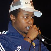 Harpengala 2003, Zilvgeren Harp winnaar, relax, zanger Llewy Is Sel