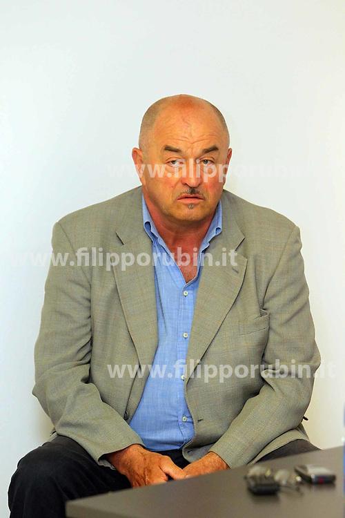 PRESENTAZIONE REAL SPAL 2012-2013: ORESTE PELLICCIONI