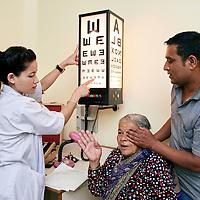Reportage - Cataract Operation Nepal