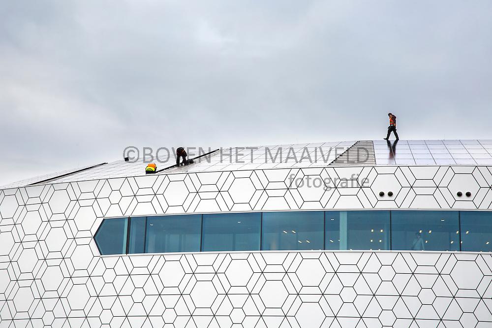 Thialf Heerenveen, vernieuwbouw ijsstadion