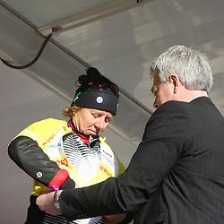 Ina Yoko Teutenberg new leader Energiewacht tour 2012