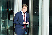 Andrew Marr Show arrivals at Broadcasting House, BBC, London, Great Britain <br /> 4th December 2016 <br /> <br /> Sir Keir Starmer MP <br /> <br /> Photograph by Elliott Franks <br /> Image licensed to Elliott Franks Photography Services