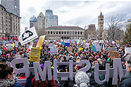 March for Solidarity - Copley Square - 1.29.17